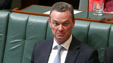 Pyne stands firm on Slipper case (Thumbnail)