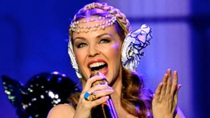 Former manager sues Sussan over Kylie Minogue impersonator 'humiliation'