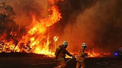Australia's bushfires to push global emissions to new high: Met Office