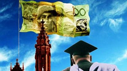 Vice-chancellors' pay cut as NSW universities feel heat over salaries