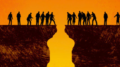 Are you stumbling toward a retirement precipice?