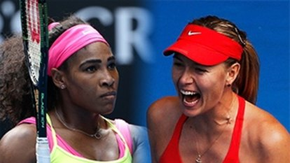 Fifteen years in the making: US Open gets its first look at Williams-Sharapova feud