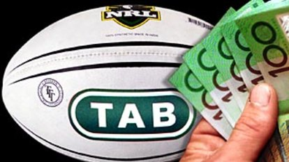 NRL hits bookies with Origin, grand final super tax