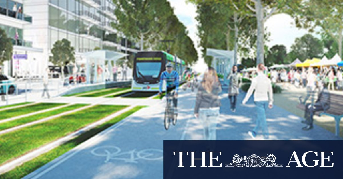 Mayor takes aim at 'unacceptable' inaction on Fishermans Bend plan – The Age