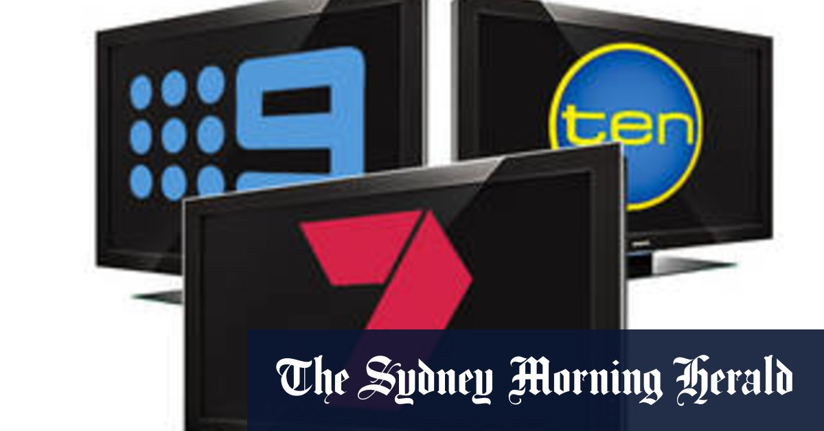 TV news and current affairs disproportionately Anglo-Celtic study finds – Sydney Morning Herald