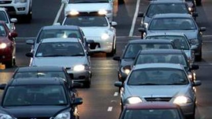 Ring Road clear following peak-hour pile-up