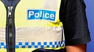 Victoria Police uniform