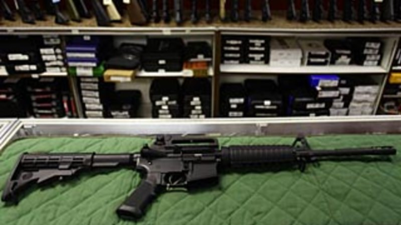 Disability pensioner freed on bail on gun importing charges