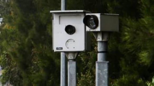 Red light speed cameras set for Queensland crash hot spots
