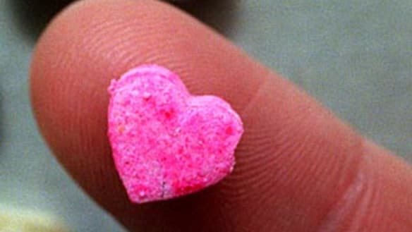 MDMA hospitalisation cases in NSW hit record