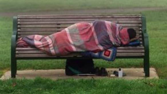 Homeless 'emergency': 40% of those needing housing help turned away