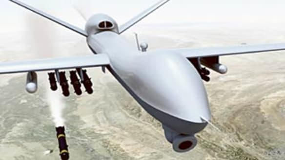 Australia to buy armed Reaper drones in shift towards pilotless future