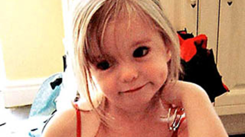 Madeleine McCann is assumed dead, German prosecutor says