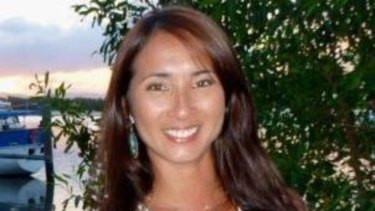 35-year-old Fabiana Palhares was murdered with a  tomahawk by her partner on the Gold Coast.