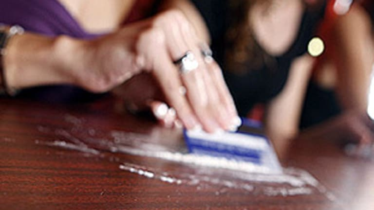 Govender was caught with the drugs after she arrived in Perth on a flight from Johannesburg.