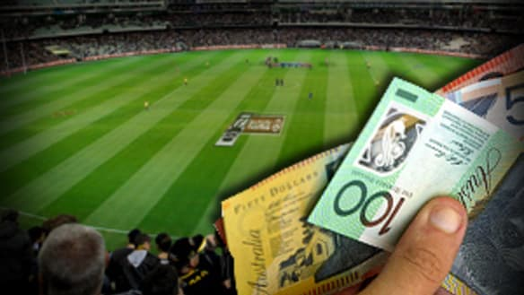 'A poker machine in your lounge room': How betting agencies target sports fans