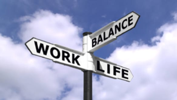 Forget 'work-life balance'. Work is life, and that's how it should be