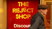 Reject Shop is a parable of retail pain
