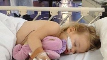 Jewel was two when she fell into a swimming pool. She was on the bottom for 15 minutes.  She survived, but she wasn't the same. Jewel's mother Michelle said she has development delays, and other injuries to her brain.