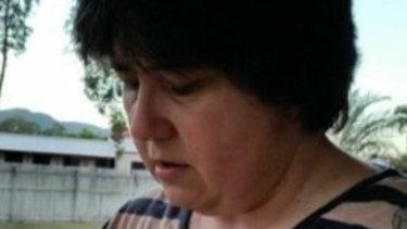 Julie Hutchinson's remains were found west of Townsville in August.