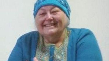 Linda Armstrong.