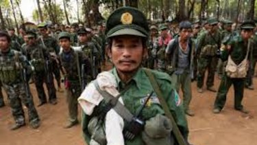 The Ta'ang National Liberation Army is one of several in Myanmar's frontier areas that have long battled government forces.