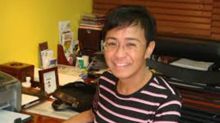 Philippines journalist Maria Ressa has been released on bail facing five charges of tax fraud.