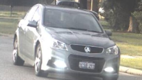 Man charged over car theft with child