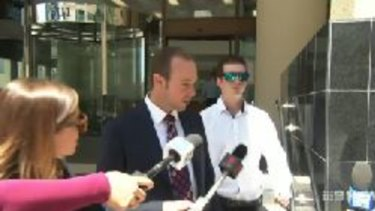 Jessie-Jordan Pearce pleaded guilty to two counts of trespass, admitting he used his skills as a locksmith to break into the roof space of two Perth skyscrapers.