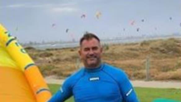 Police locate missing kite surfer Matthew Wing along Geraldton coast