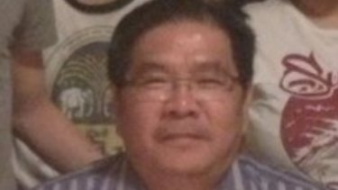 Vincent Chi was slain at his Lower Templestowe home.