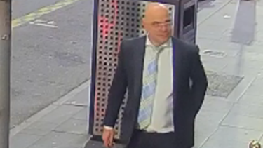 Police wish to speak to this man in relation to a sexual assault in the CBD.