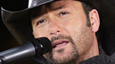 Tim McGraw headlined the Country 2 Country festival, but was arguably upstaged by viral sensation Blanco Brown.