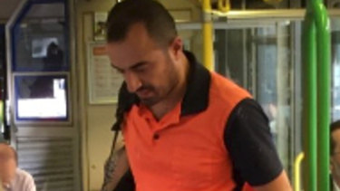 Police have released images of a man they believe may be able to assist with their inquiries about a series of sexual assaults on trams in 2019.