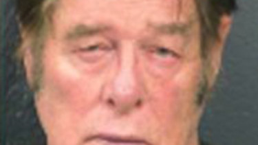Arrested: Larry Mitchell Hopkins.