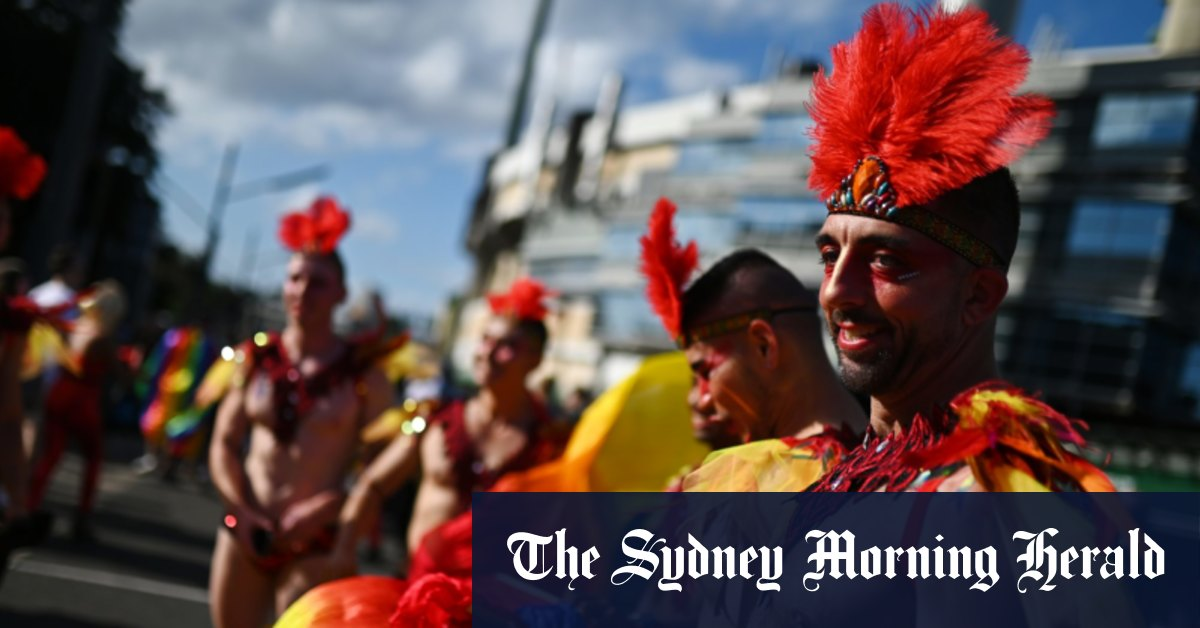 , 2021 Sydney Gay and Lesbian Mardi Gras, Indian & World Live Breaking News Coverage And Updates