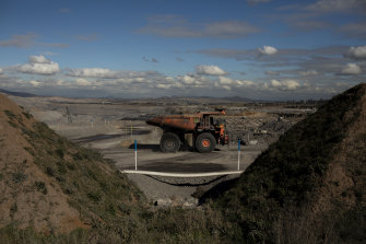 An Australia Institute report says the cost of filling in voids left by coal mines is at least several times the size of bonds left by companies.