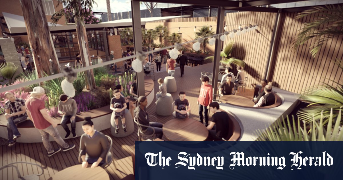 , Sober Leederville Hotel, laneways to open after $40 million facelift, Indian & World Live Breaking News Coverage And Updates