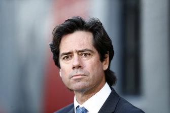 AFL CEO Gillon McLachlan.