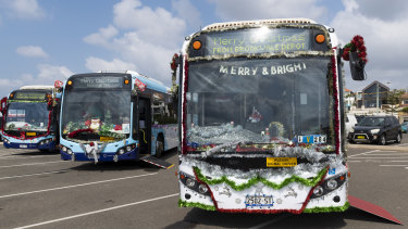 In Australia, plans are under way to transform Sydney's 8000 buses into an electrified fleet.