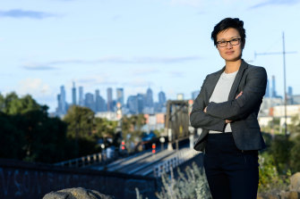 Huong Truong is being talked of as a possible replacement for Senator Di Natale.