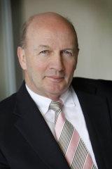 Rugby Australia chairman Paul McLean.