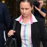 Detective Laura Beacroft, who worked on the Tyrrell investigation, appeared in court on Tuesday.
