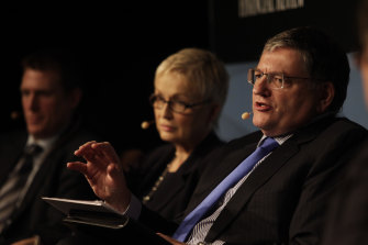 Stuart Clark, a former top partner at Clayton Utz, is a critic of litigation funders returns.