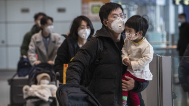 The coronavirus has killed more than 300 people across China.