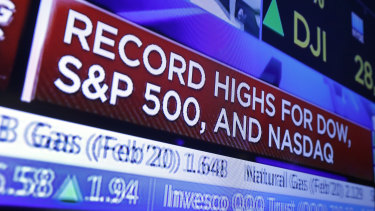 Global equity markets continue to hover near record highs despite China's coronavirus outbreak.