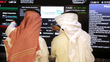 Saudi Aramco shares have been hit after the US killing of Iran's prominent general Qassem Soleimani.
