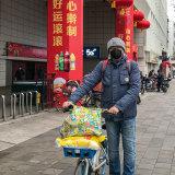 Australian citizen Moko Yong has been trapped in Wuhan for weeks.