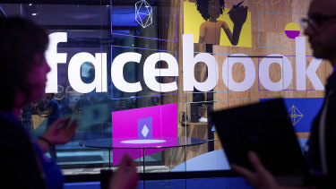 Facebook has shown an interest in moving into financial services.