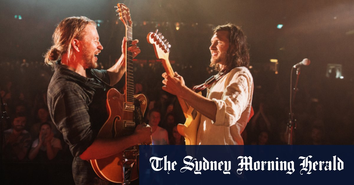 , 'It can be a strain': how muso brothers Josh and Sam Teskey survive on the road, Indian & World Live Breaking News Coverage And Updates